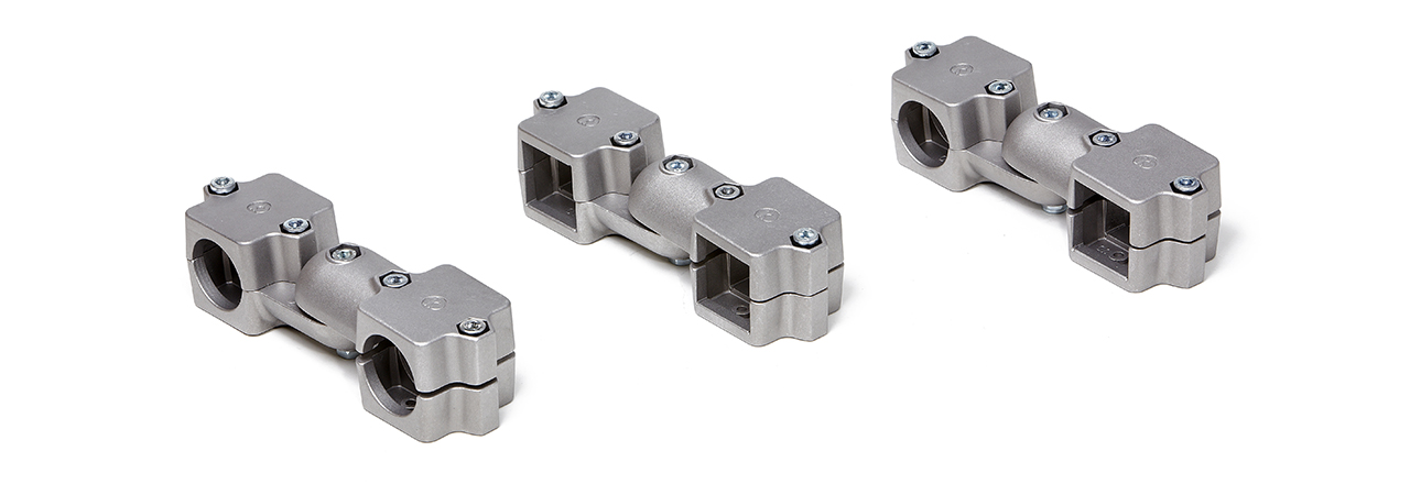 INOCON - Products - Clamps - Multi-piece Strap and Joint Clamps