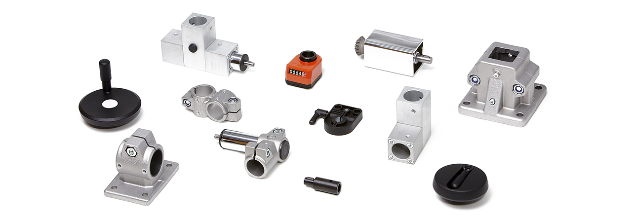 INOCON - Products - Linear units - Accessories for linear units